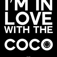 I'm In Love With The Coco | Chanel Print > Chanel Art > Chanel Decor > Chanel > 11x14 - Instant Digital Download