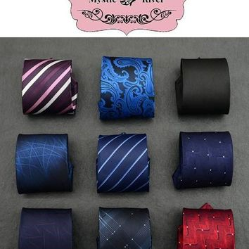 Men's Business Suits Ties
