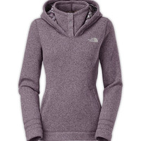 The North Face Women's Jackets & Vests FLEECE WOMEN'S CRESCENT SUNSET HOODIE
