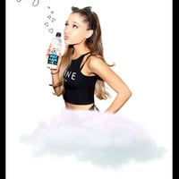 Signed Printable Ariana Grande Poster