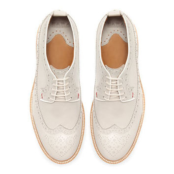BROGUE BLUCHER - Shoes - Man - ZARA United States