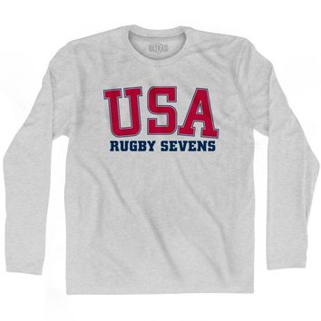USA Rugby Sevens Ultras Long Sleeve T-shirt