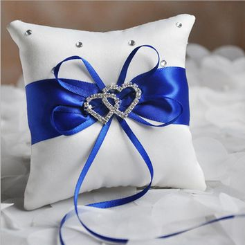1 X Wedding Ceremony Ring Bearer Pillow