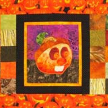 Quilt Pattern, The Entourage Pattern, table runner, craft supply, fall pattern