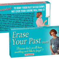 Erase Your Past Gum