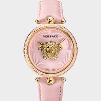 Versace Pink Palazzo Empire Watch for Women | US Online Store