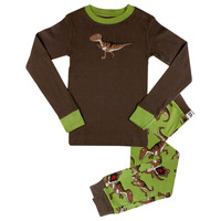 T-Rex Toddler Pajama Set