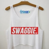 Swaggie Fresh Tops Crop Top | fresh-tops.com
