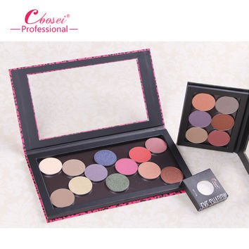 Blank Largest Z Empty Makeup Palette Magnetic Eye Shadow Case Cosmetic Organizer Makeup Storage Paleta De Maquiagem Maquillage