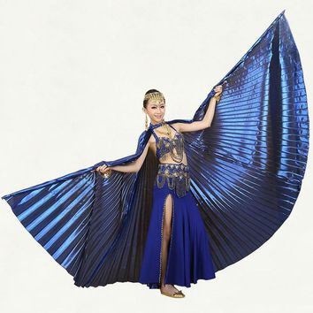 Beautiful Belly Dance Isis Wings Oriental Design New Wings without Sticks