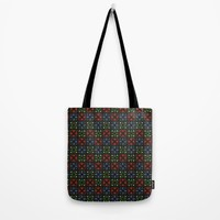 Arrows Pattern Color Tote Bag by Kathrinmay
