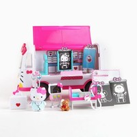 Hello Kitty Playset: Emergency Ambulance