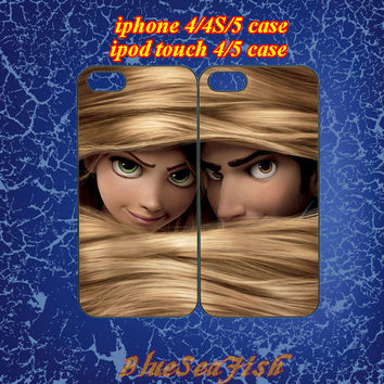 iphone 4 case,iphone 4s case,iphone 5 case,ipod touch 4 case,ipod touch 5 case--Best Friends,tangled,cute iphone 4 case,cute iphone 5 case.