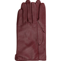H&M Leather Gloves $24.95