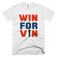 Win for Vin Los Angeles Dodgers T-Shirt