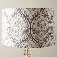 Tiled Crest Lamp Shade
