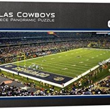 Dallas Cowboys OR Houston Texans MasterPieces 1000 Piece Stadium Panoramic Jigsaw Puzzle