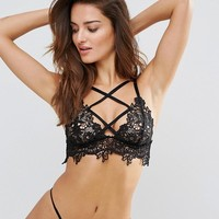Ann Summers Strappy Willo Bra at asos.com