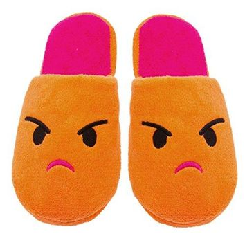 Chatties Ladies Terry Cloth Slip On Embroidered Novelty Bedroom Slippers See More Styles and Sizes