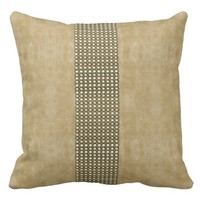 Pillow brown glamour
