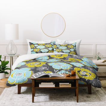 Heather Dutton Katrien Duvet Cover