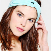 Urban Outfitters - Layered Jersey Headwrap