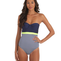Splendid Womens Swim | One Piece Bathing Suit | 2014
