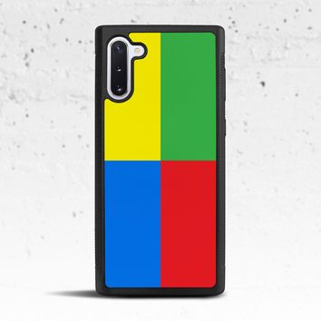 Color Blocks Phone Case for Samsung Galaxy S & Note