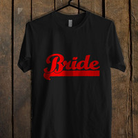 Bride and Groom Couple women T Shirt  Mens T shirt and Womens T shirt *