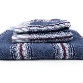 Morihata Japanese Stripe Bath Towel