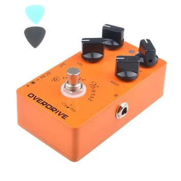 CP-18 OD Guitar Pedals Overdrive Guitar Effect Pedal Orange Burst CP18 Caline Guitar Amplifier OD Effect Pedal