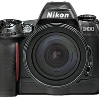 Nikon D100 DSLR Camera (Discontinued by Manufacturer)