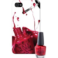 Online Only IPhone 4/4S Case with Matching Mini Nail Lacquer