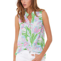 Houston Sleeveless Top - Lilly Pulitzer