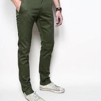 AR-G TROUSERS – OLIVE TWILL | Rogue Territory