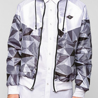 Civil Geo Track Jacket - Urban Outfitters