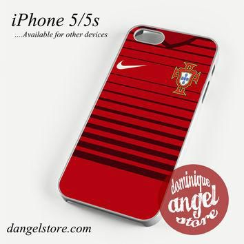 Portugal Soccer Jersey Phone case for iPhone 4/4s/5/5c/5s/6/6s/6 plus