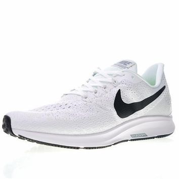Nike Air Zoom Pegasus 35 White Running Shoes AO3939-100 42812f3912