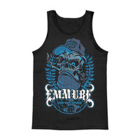 Emmure Men's  Soundwave Thug Mens Tank Black