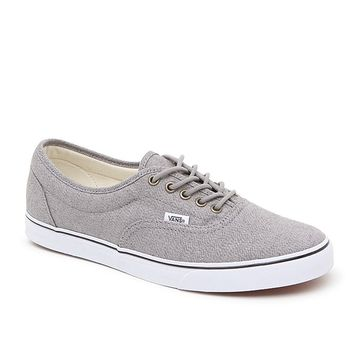 Vans Poly Cotton LPE Shoes - Mens Shoes - Gray