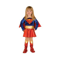 Supergirl Toddler Costume