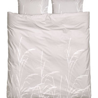 King/Queen Duvet Cover Set - from H&M