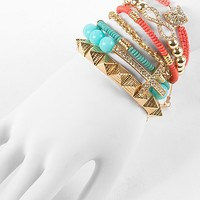 BKE Assorted Bracelet Set - Women's Accessories | Buckle