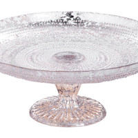 "Silver Cake Stand, 10"", Cake Stands & Tiered Trays"