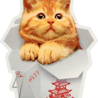 Neff Kitten Sticker