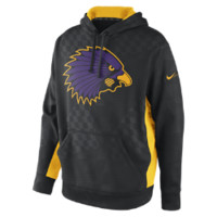 Nike Lacrosse Pullover KO Practice 1.3 Iroquois Nationals Men's Training Hoodie - Black