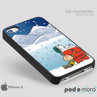 Charlie Brown's Christmas for iPhone 4/4S, iPhone 5/5S, iPhone 5c, iPhone 6, iPhone 6 Plus, iPod 4, iPod 5, Samsung Galaxy S3, Galaxy S4, Galaxy S5, Galaxy S6, Samsung Galaxy Note 3, Galaxy Note 4, Phone Case