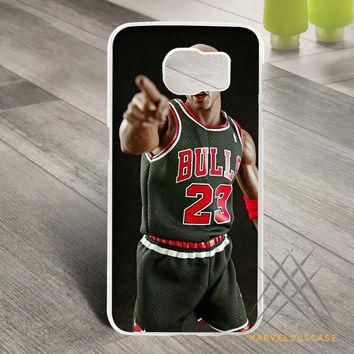 michael jordan 2 Custom case for Samsung Galaxy