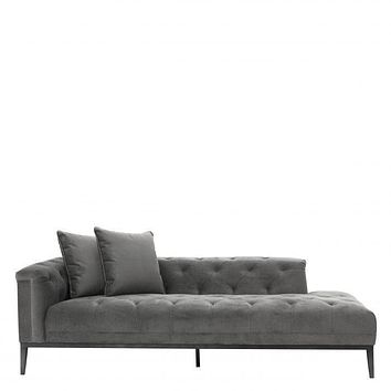 Gray Sofa Left | Eichholtz Cesare