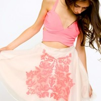 Golden Child Skirt